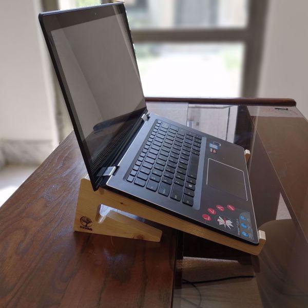 تصویر پایه نگهدارنده (استند) تبلت و لپ تاپ آروان کد 213