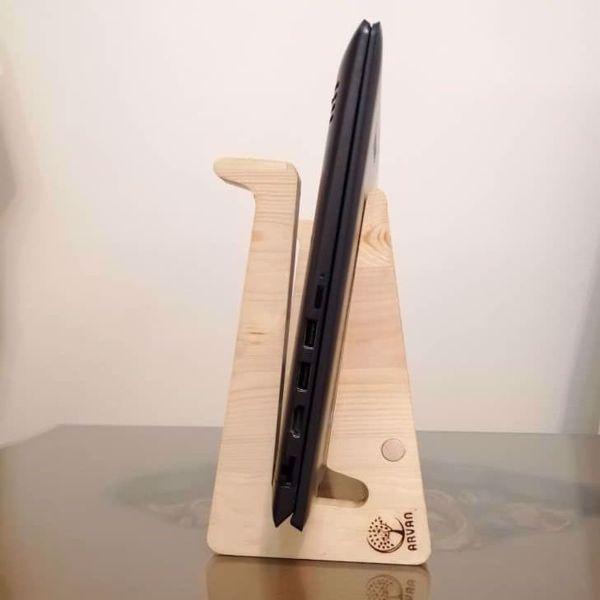 Picture of پایه نگهدارنده (استند) تبلت و لپ تاپ آروان کد 212
