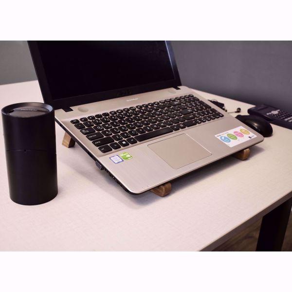 تصویر پایه نگهدارنده لپ تاپ آروان مدل 216